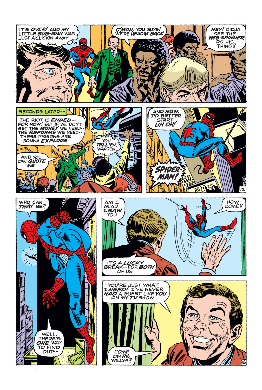 The Amazing Spider-Man (1963) 99 Page 12