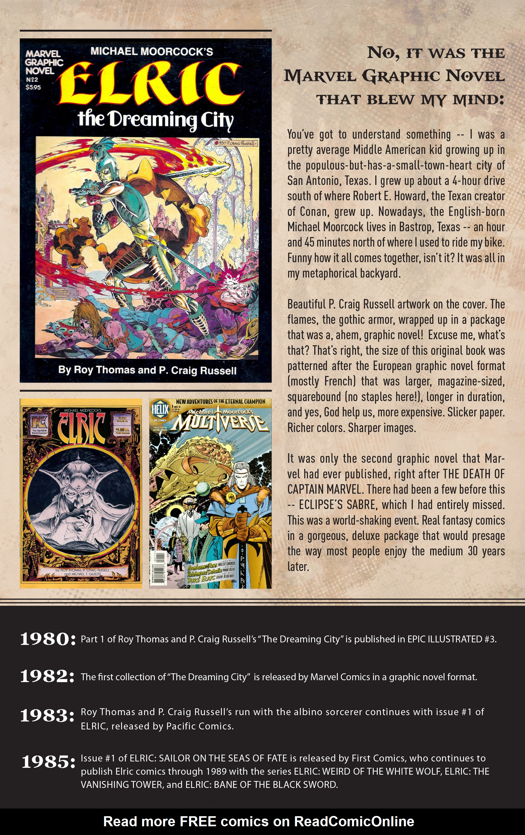Read online Elric: The Balance Lost comic -  Issue # TPB 2 - 94