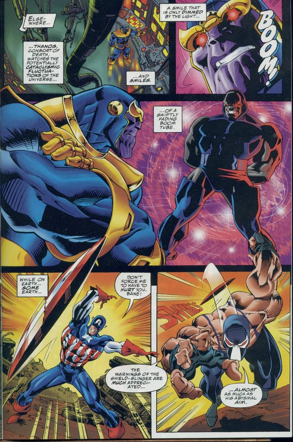 Read online DC Versus Marvel Comics comic -  Issue #2 - 7