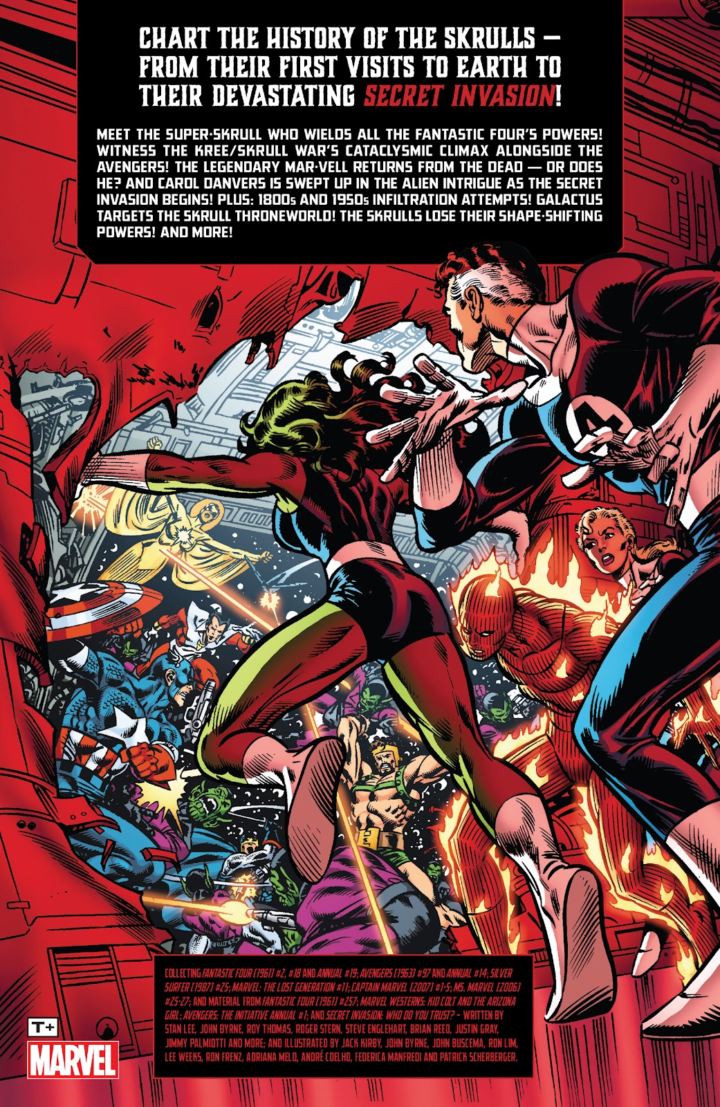 Read online Secret Invasion: Rise of the Skrulls comic -  Issue # TPB (Part 5) - 63