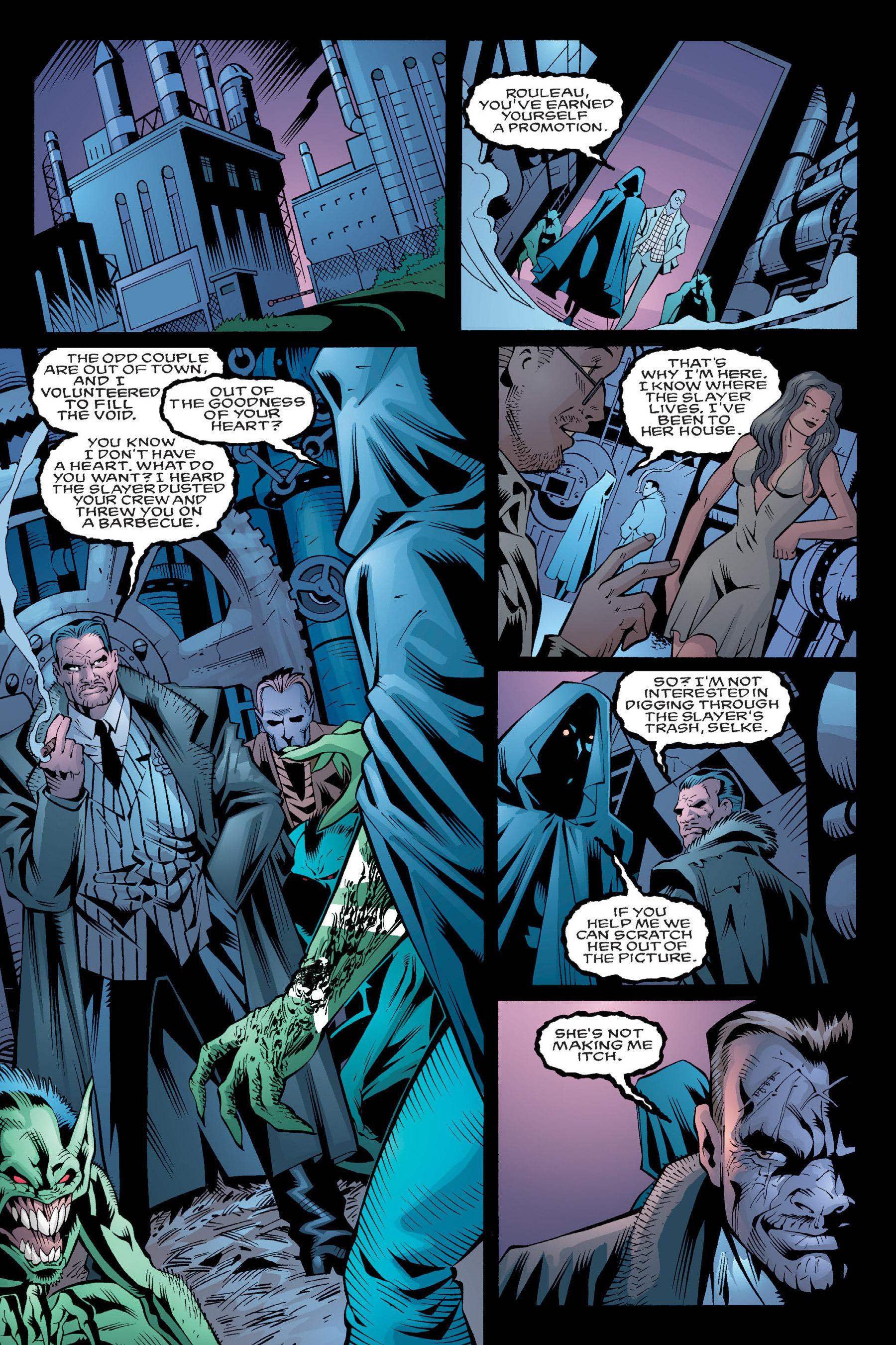 Read online Buffy the Vampire Slayer: Omnibus comic -  Issue # TPB 4 - 39