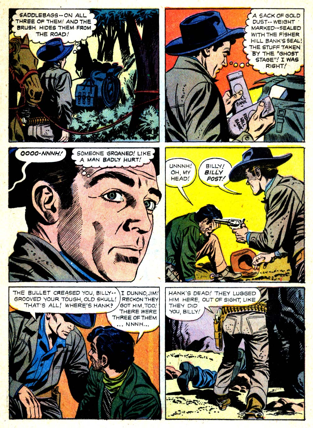 Four Color Comics issue 1075 - Page 17