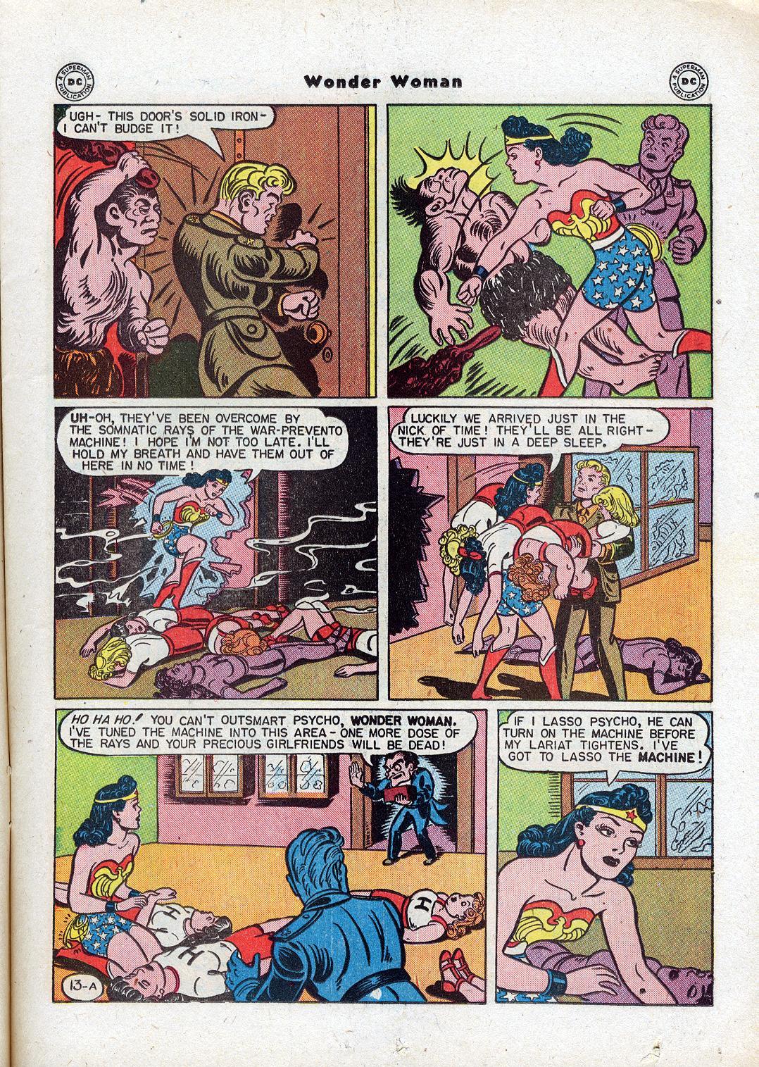Read online Wonder Woman (1942) comic -  Issue #18 - 15