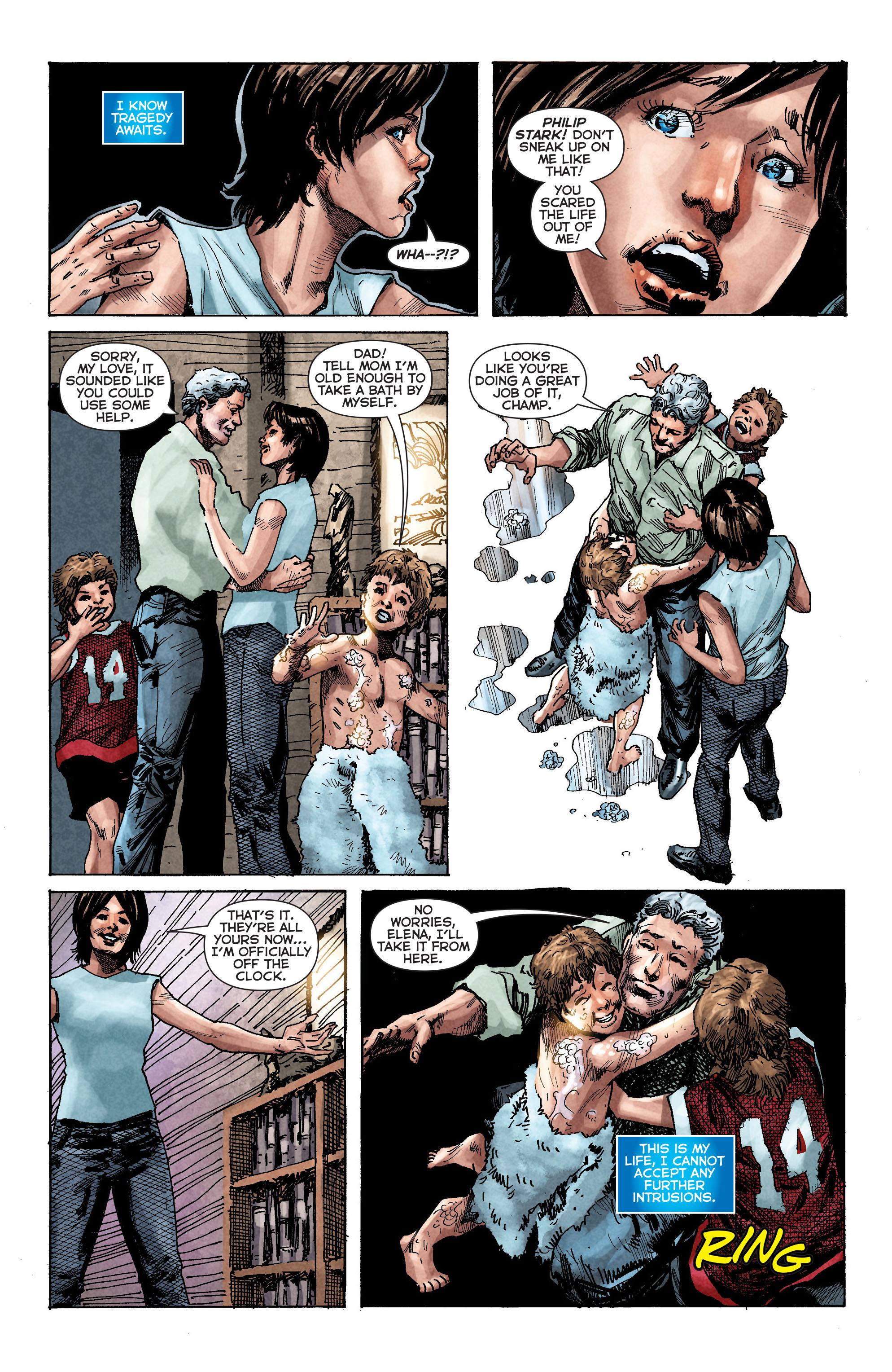 Read online Trinity of Sin: The Phantom Stranger comic -  Issue #2 - 14