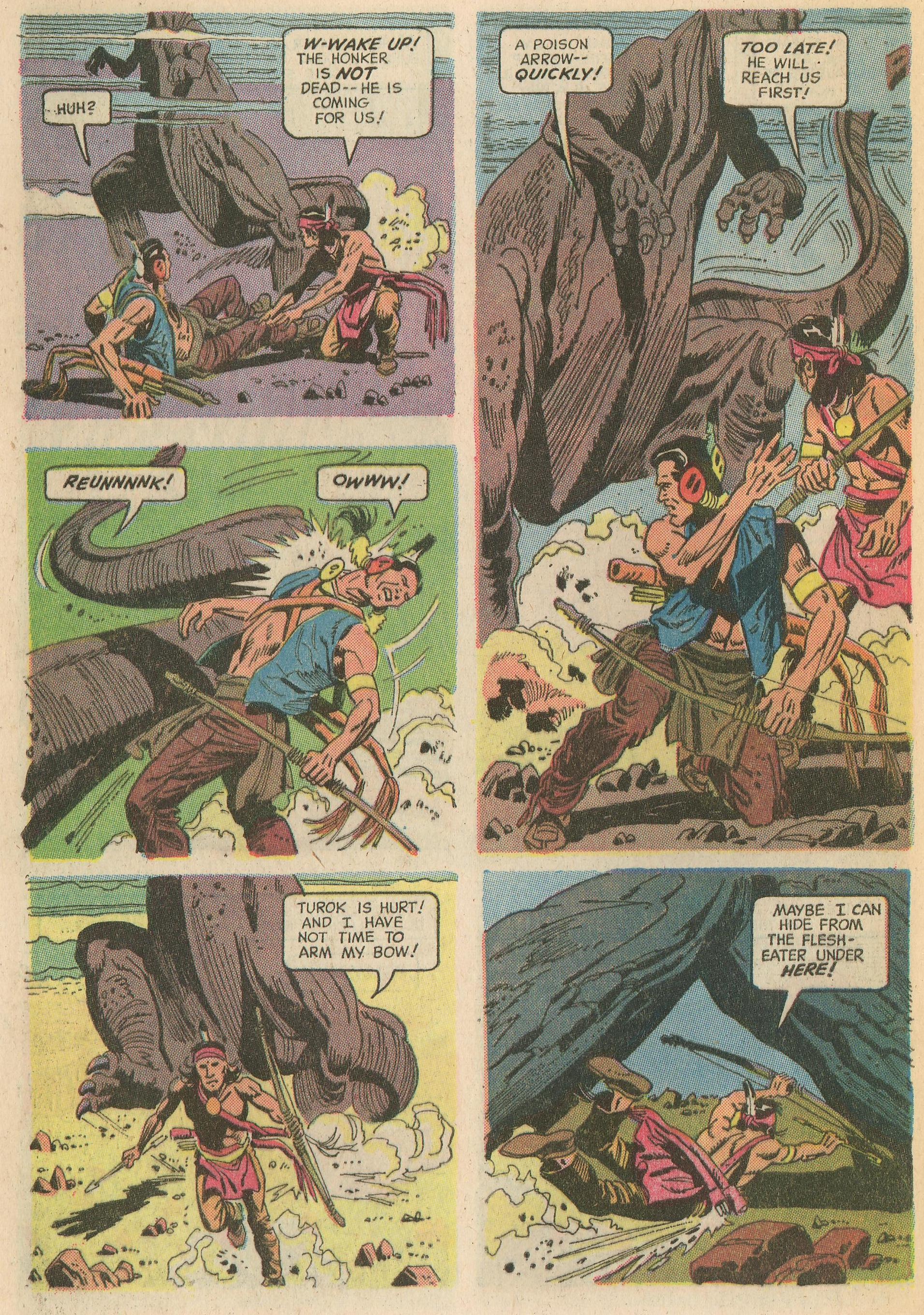 Read online Turok, Son of Stone comic -  Issue #65 - 28