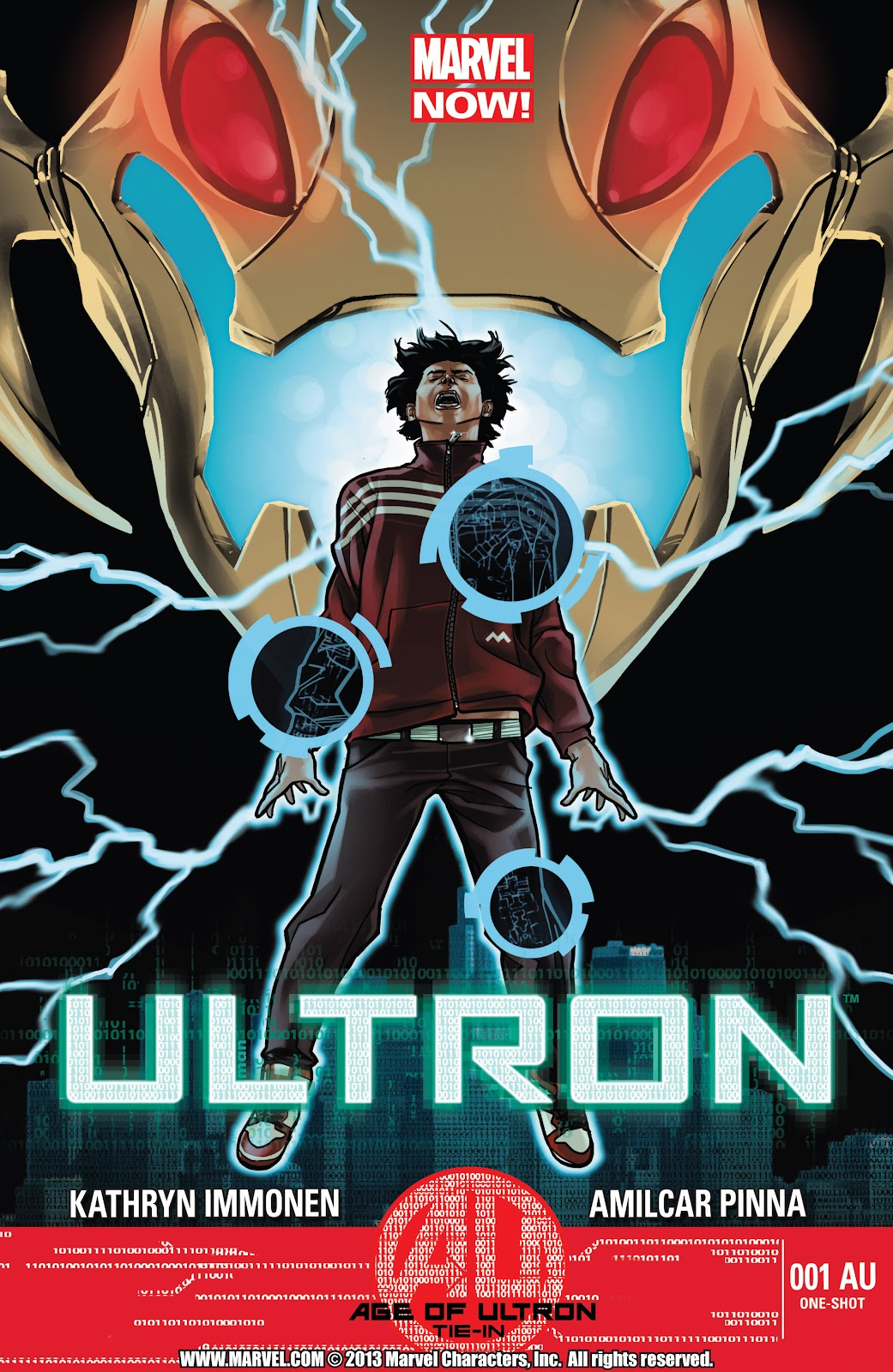Read online Age of Ultron Companion comic -  Issue # TPB (Part 1) - 93