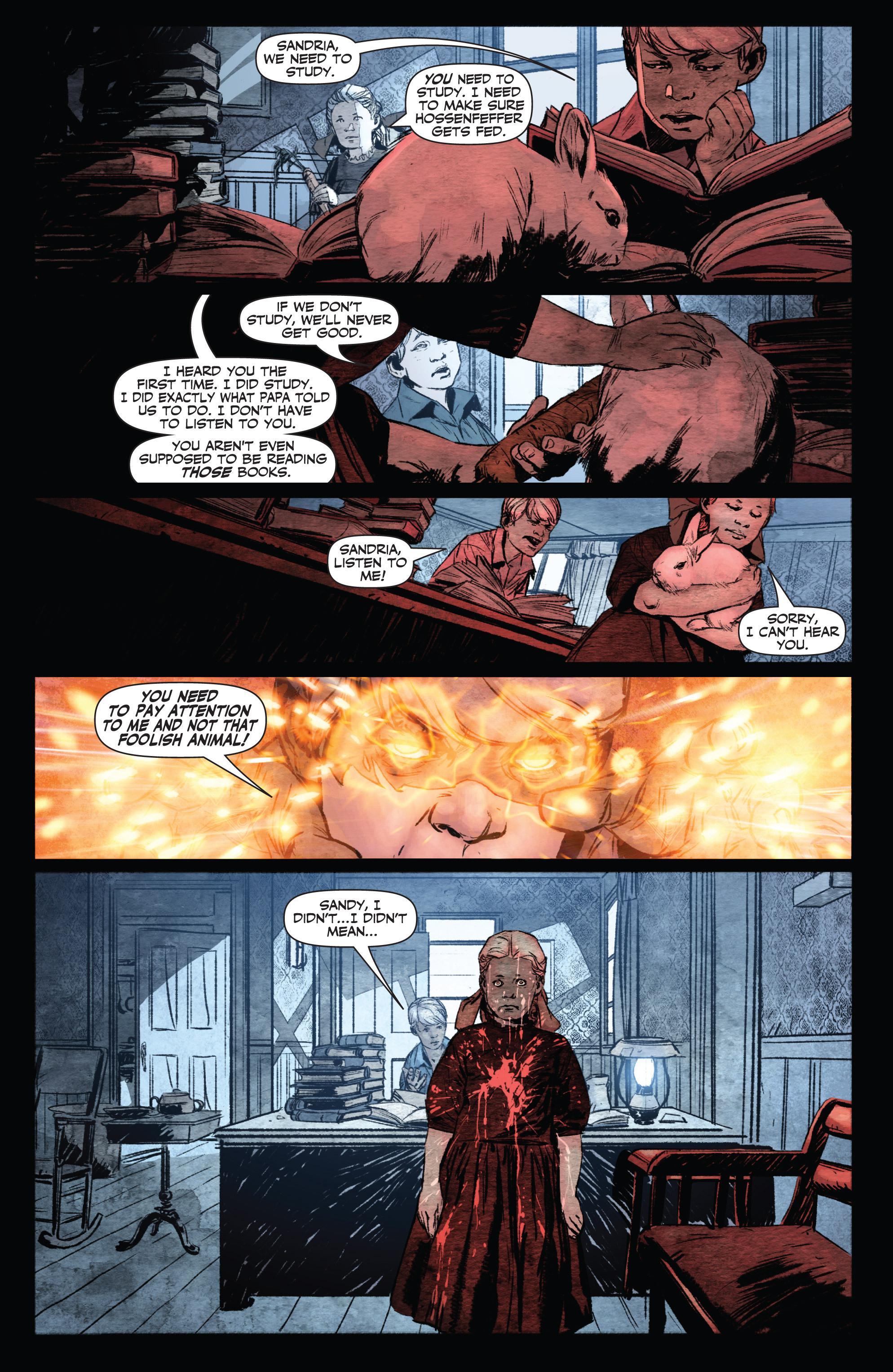 Read online Shadowman (2012) comic -  Issue #0 - 9