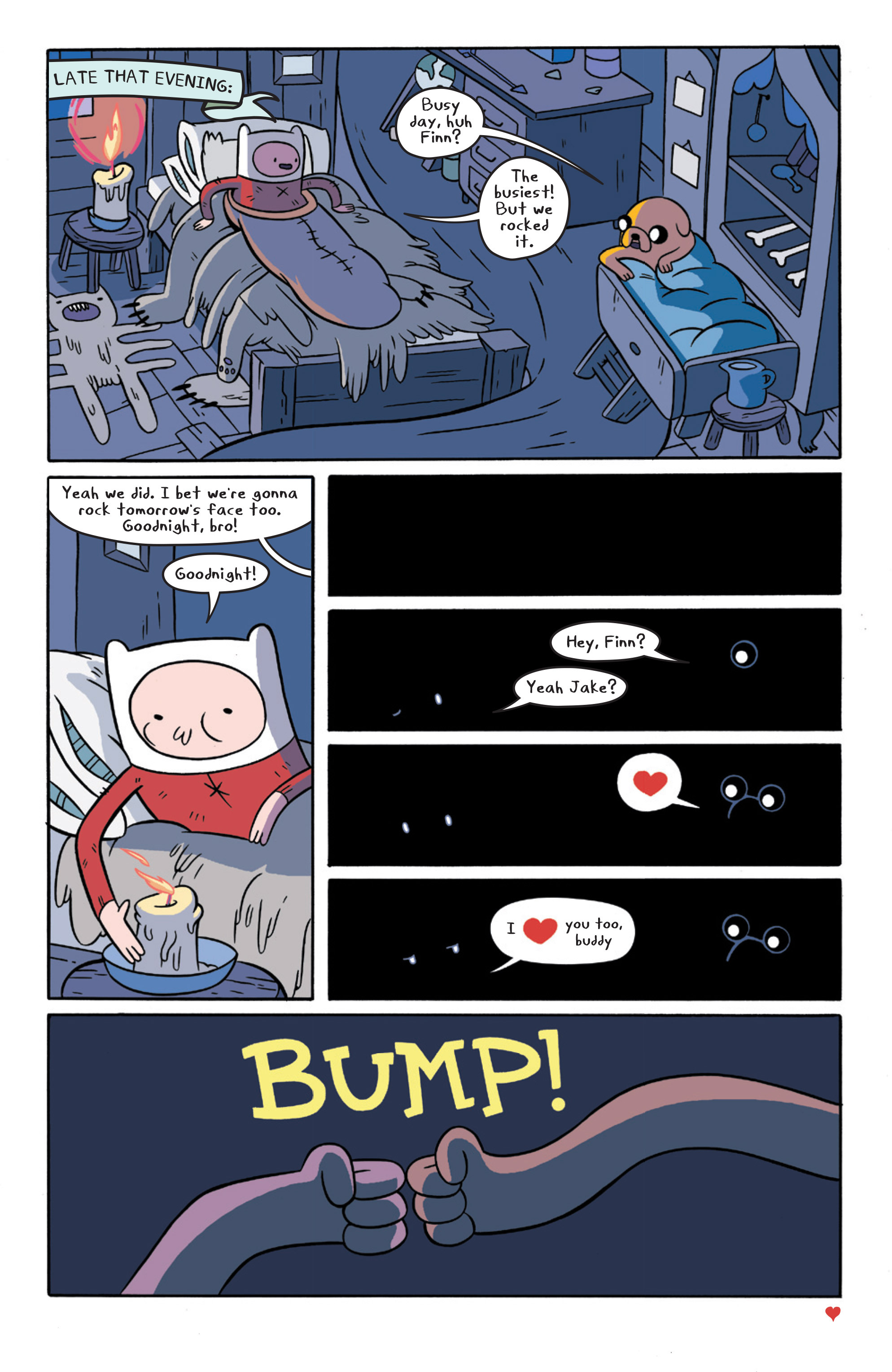 Read online Adventure Time comic -  Issue #15 - 21