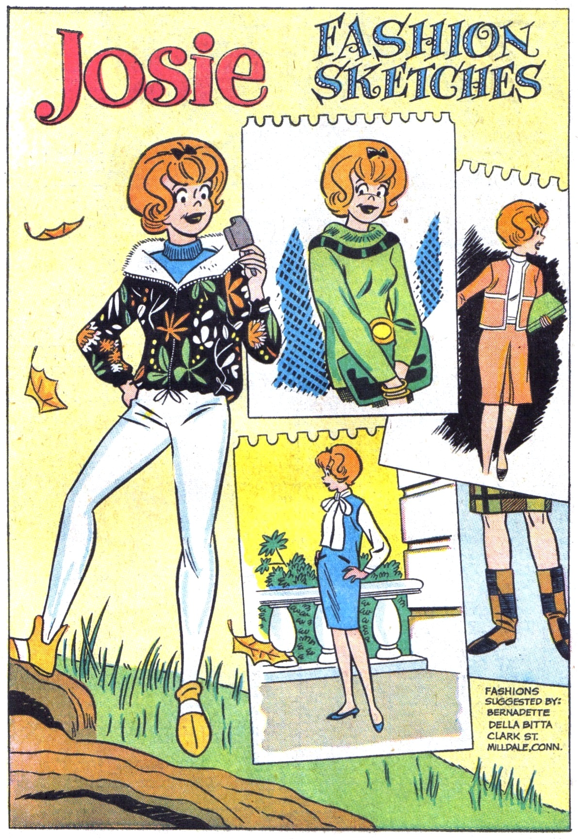 Read online She's Josie comic -  Issue #5 - 10