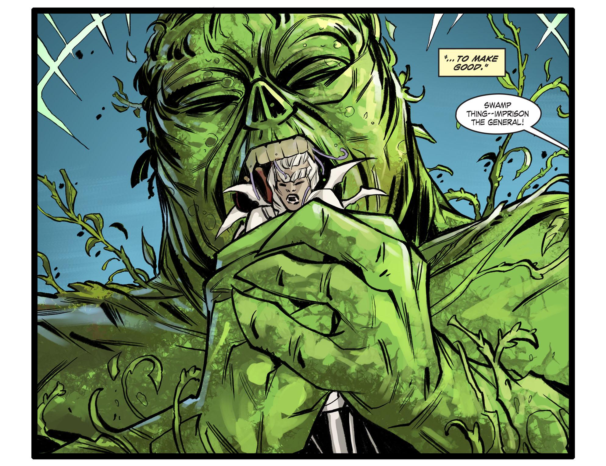 Read online DC Comics: Bombshells comic -  Issue #99 - 13