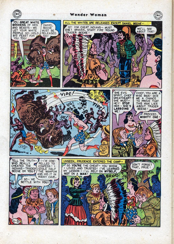 Read online Wonder Woman (1942) comic -  Issue #17 - 34