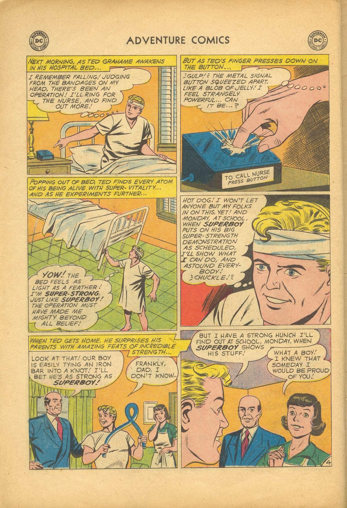 Read online Adventure Comics (1938) comic -  Issue #273 - 6