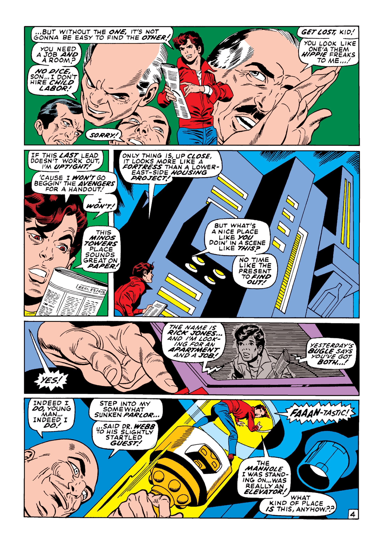 Marvel Masterworks: Captain Marvel TPB_2_(Part_3) Page 1