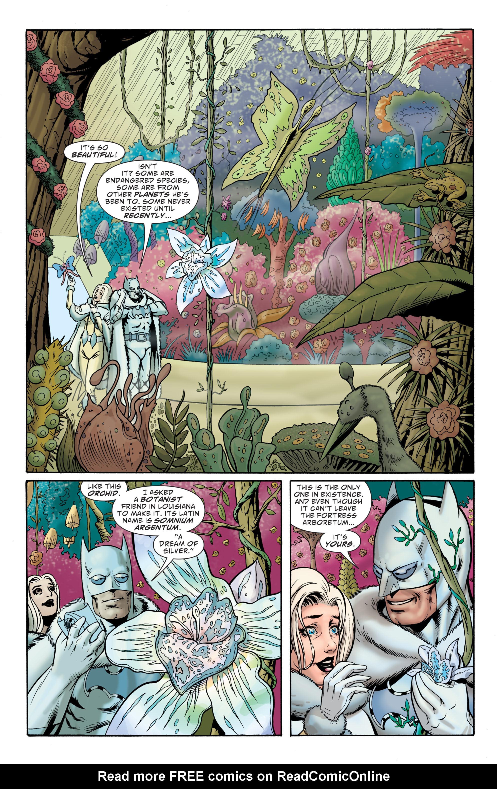 Read online Batman: The Widening Gyre comic -  Issue #6 - 6