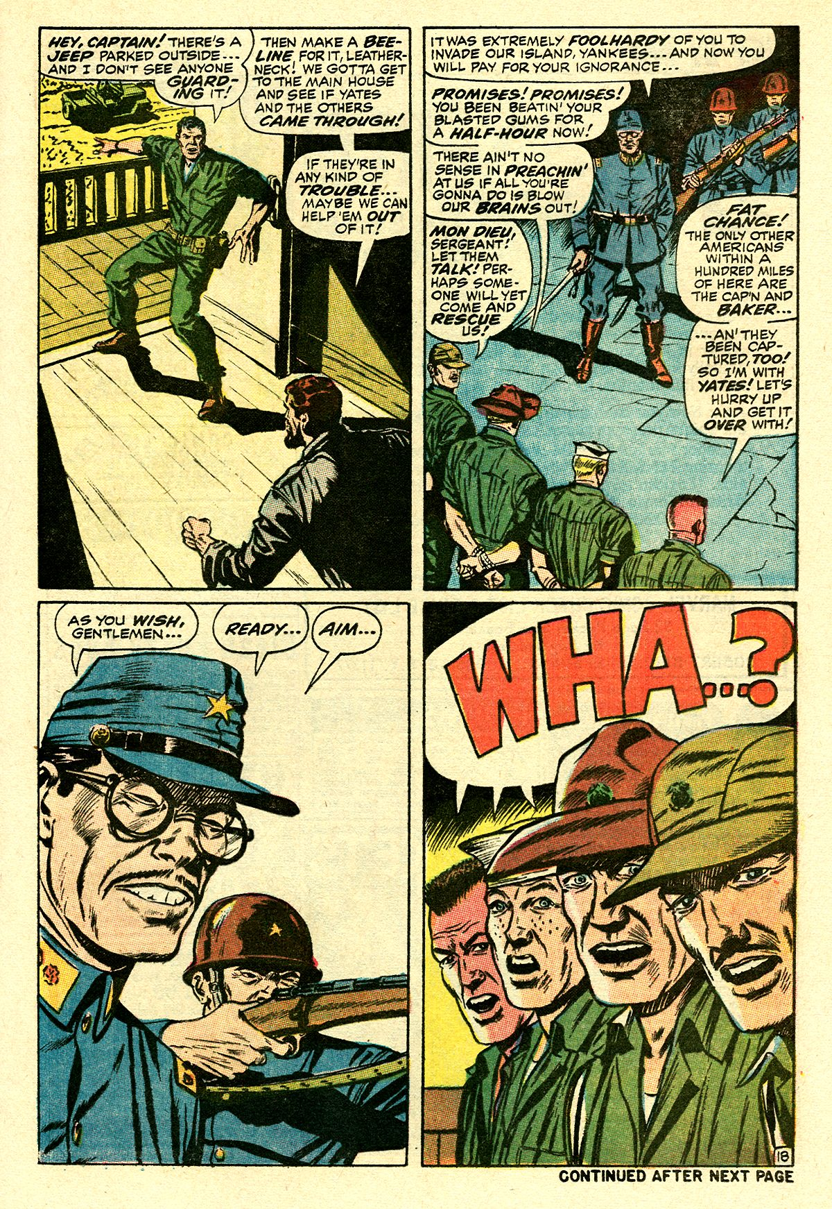 Captain Savage and his Leatherneck Raiders issue 8 - Page 25