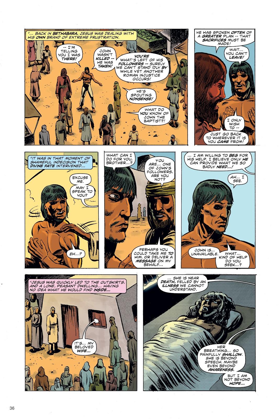 Read online Jesusfreak comic -  Issue # Full - 32
