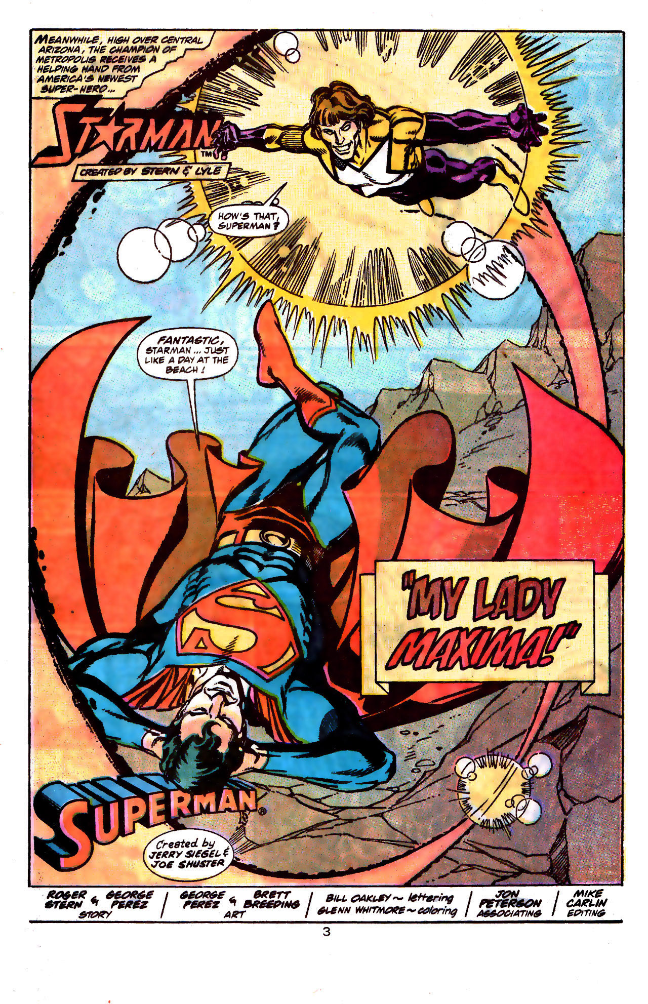 Read online Action Comics (1938) comic -  Issue #645 - 4