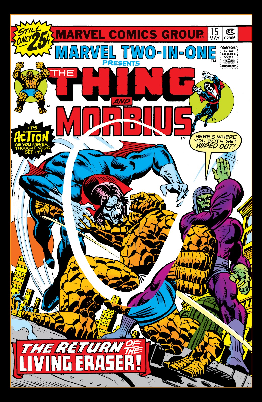 Read online Marvel Two-In-One Epic Collection: Cry Monster comic -  Issue # TPB (Part 4) - 11