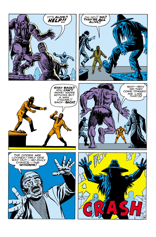 Read online Amazing Adventures (1961) comic -  Issue #1 - 19