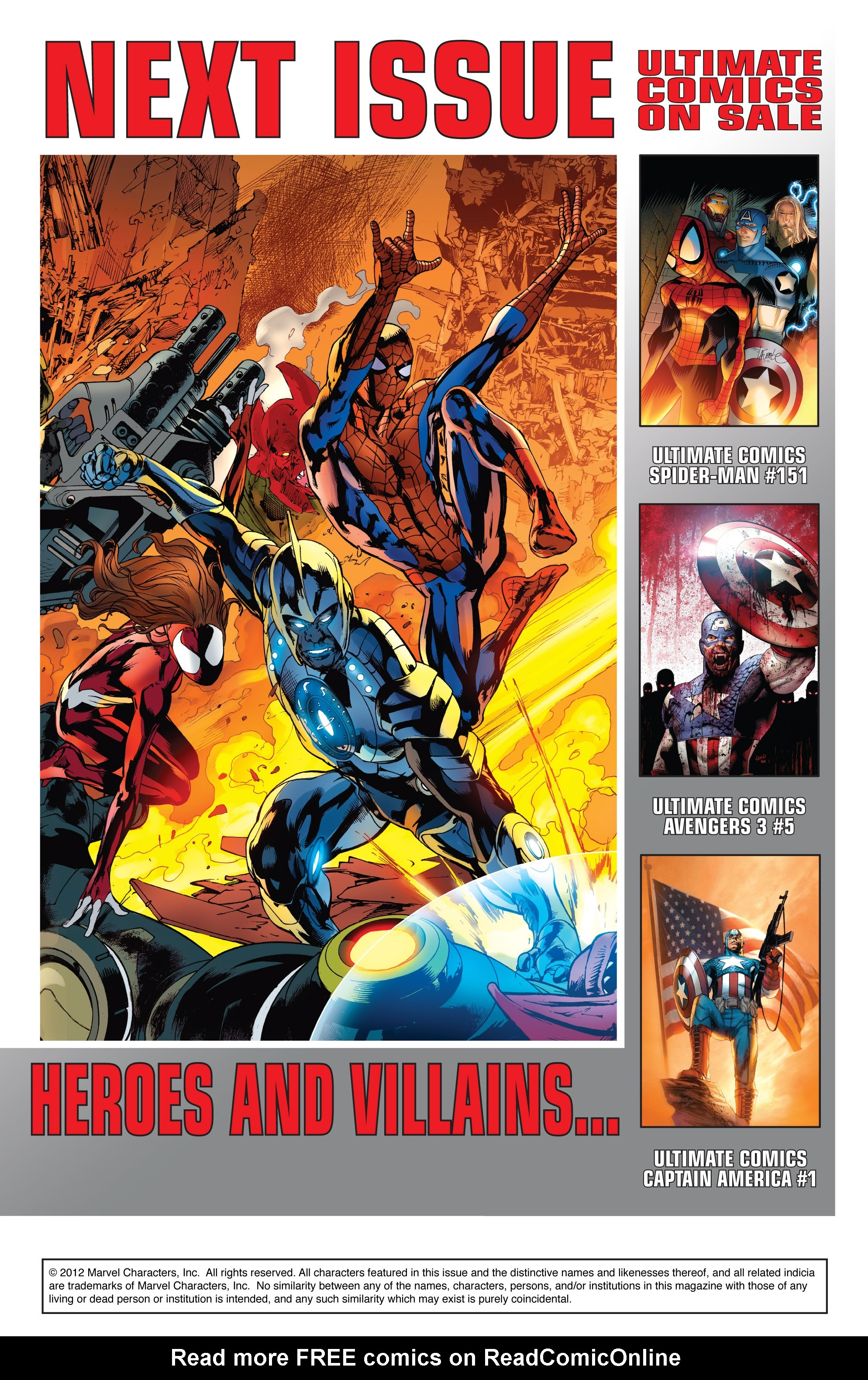 Read online Ultimate Comics Doomsday comic -  Issue # Full - 183