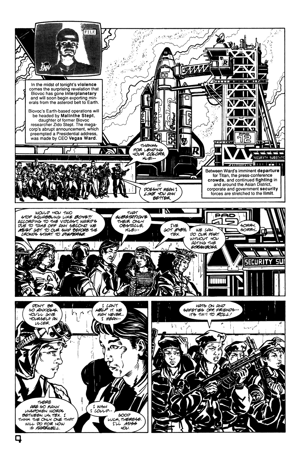 Dark Horse Presents (1986) Issue #37 #42 - English 6