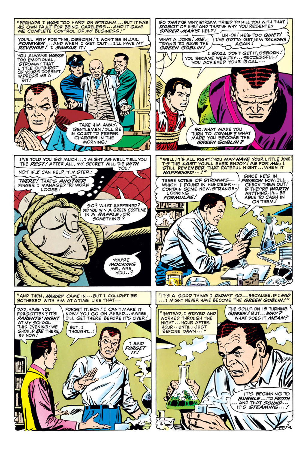The Amazing Spider-Man (1963) 40 Page 4