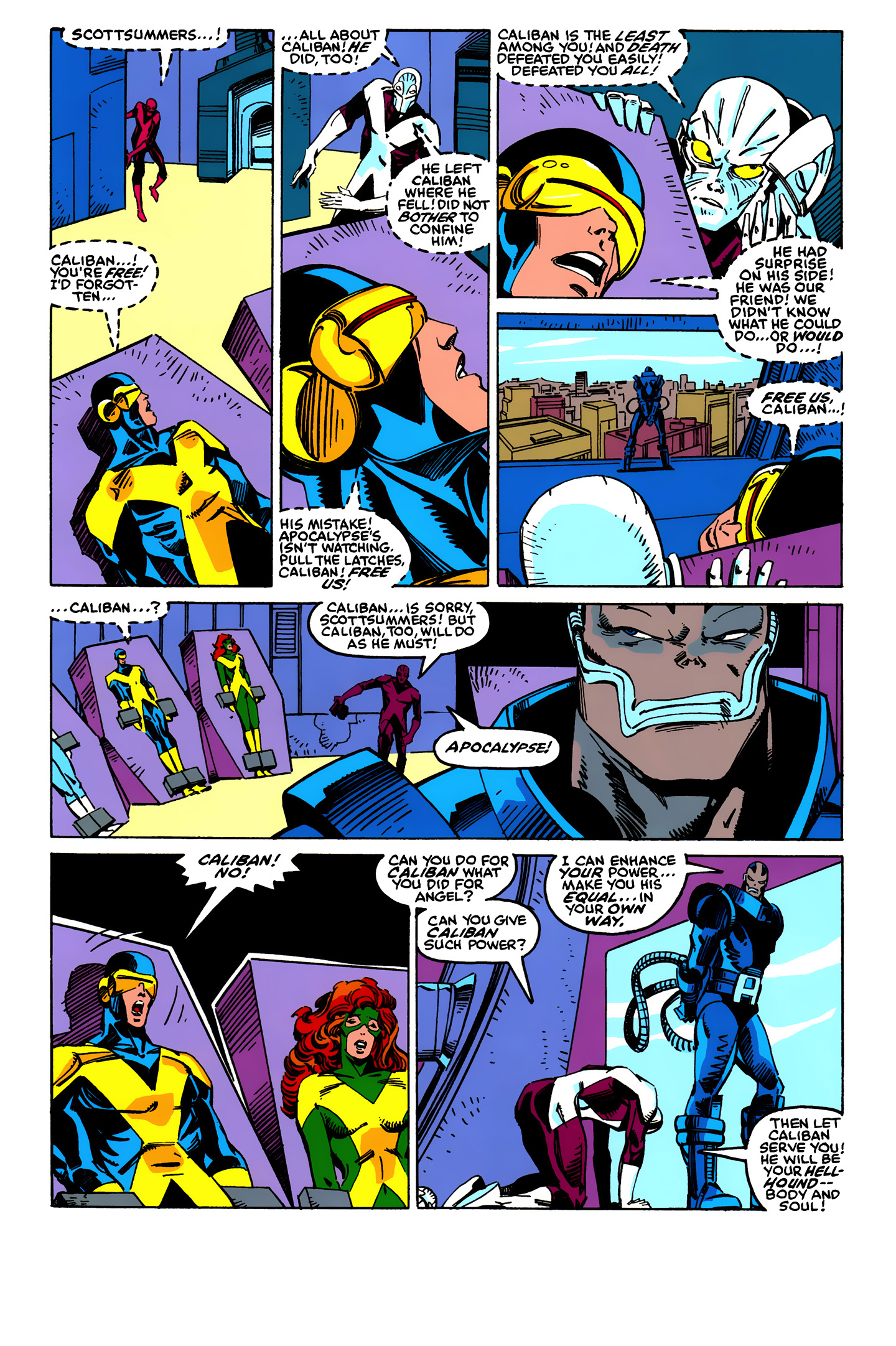 Read online X-Factor (1986) comic -  Issue #24 - 24