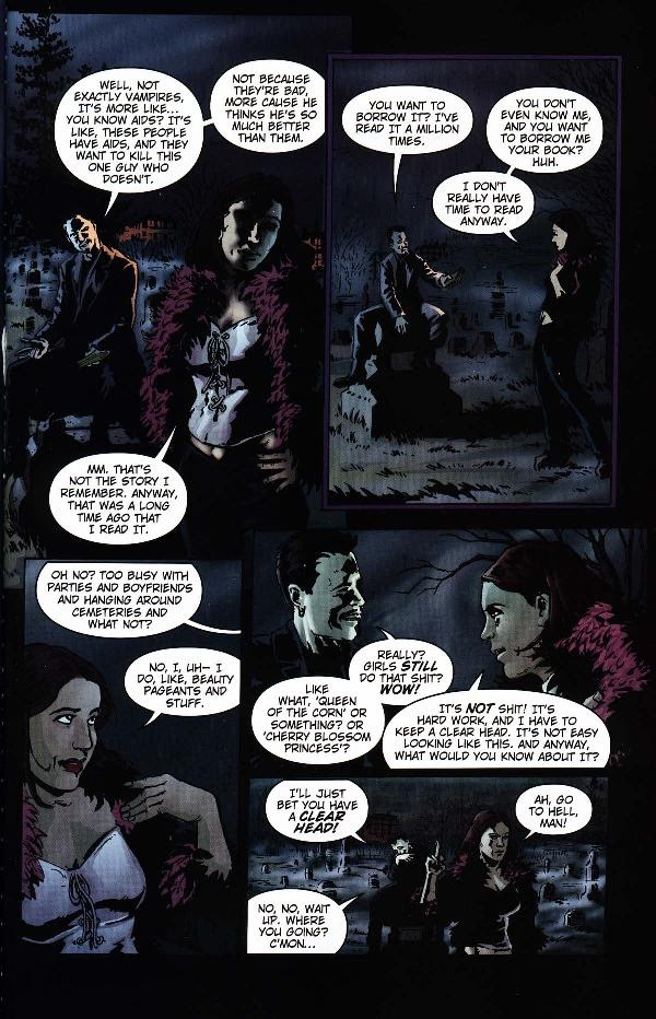 Read online Vampire the Masquerade comic -  Issue # Nosferatu - 17