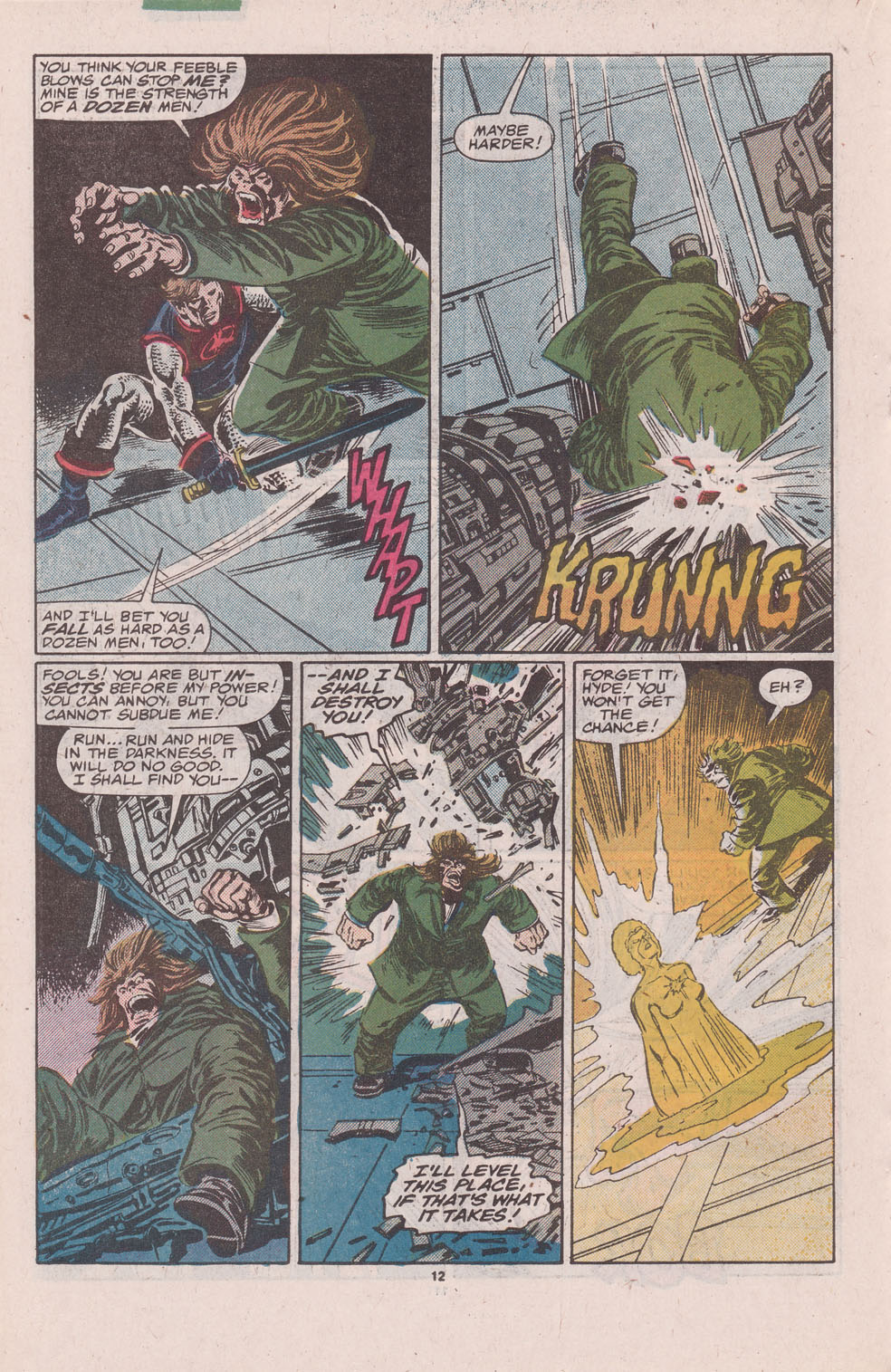 The Avengers (1963) 276 Page 12