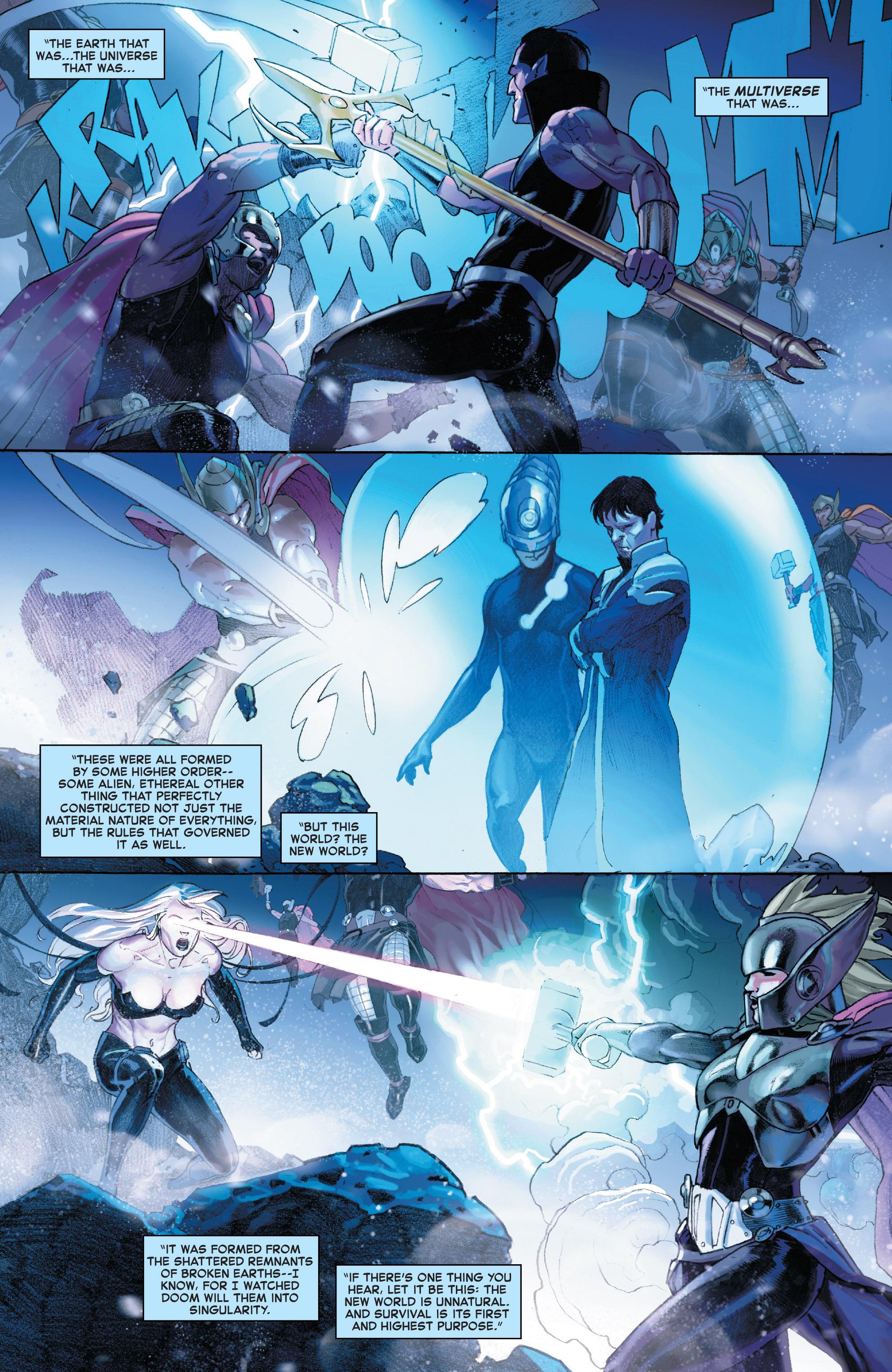 Read online Secret Wars comic -  Issue #4 - 14