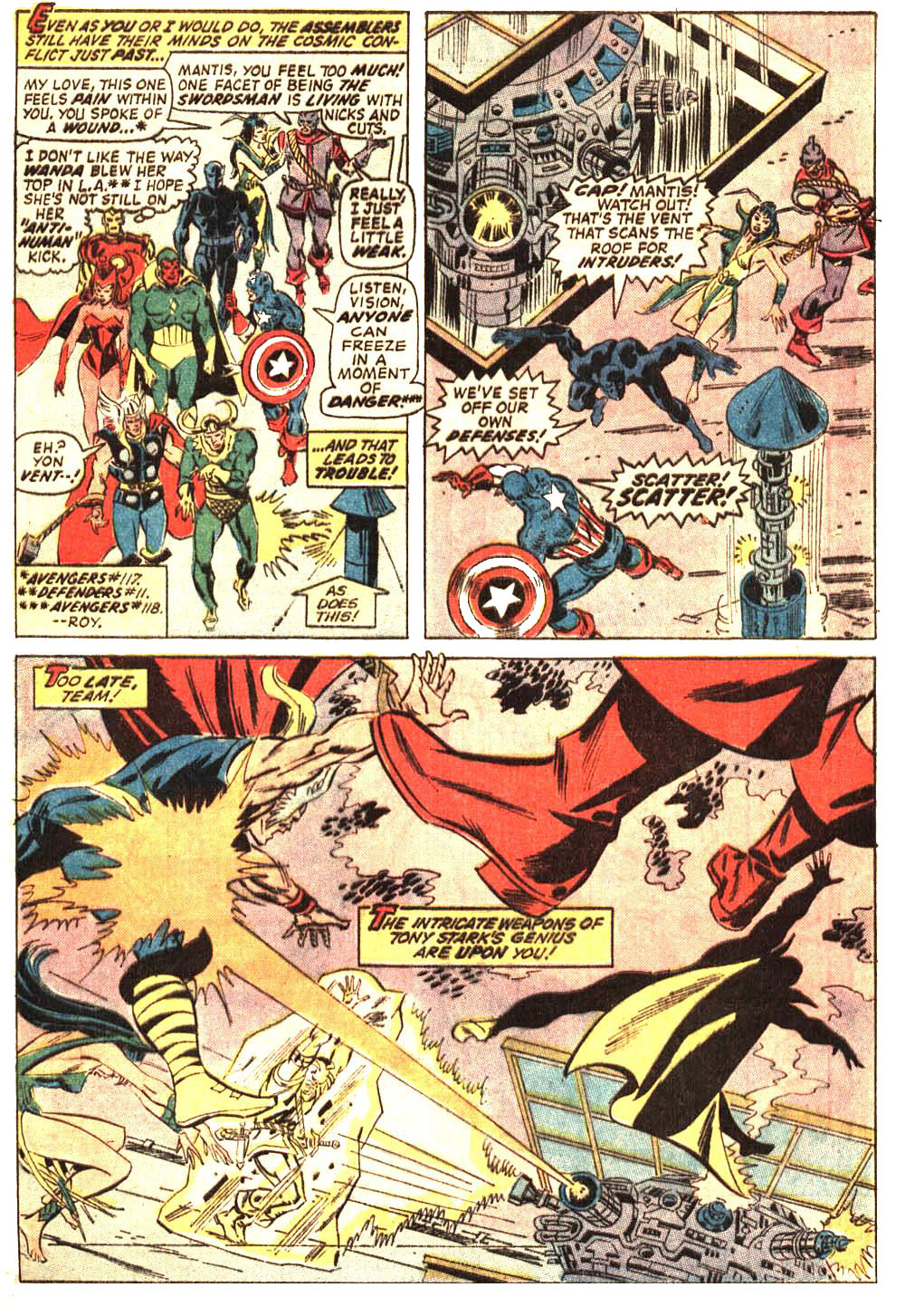 The Avengers (1963) 119 Page 2