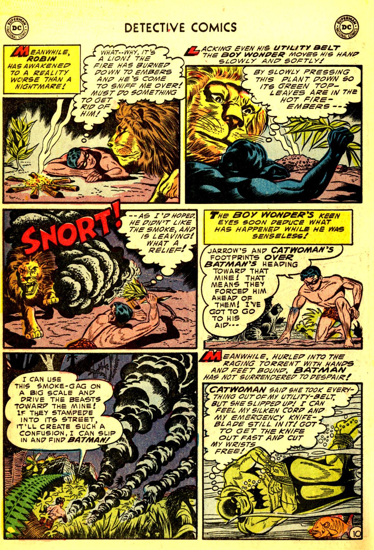 Read online Detective Comics (1937) comic -  Issue #211 - 12