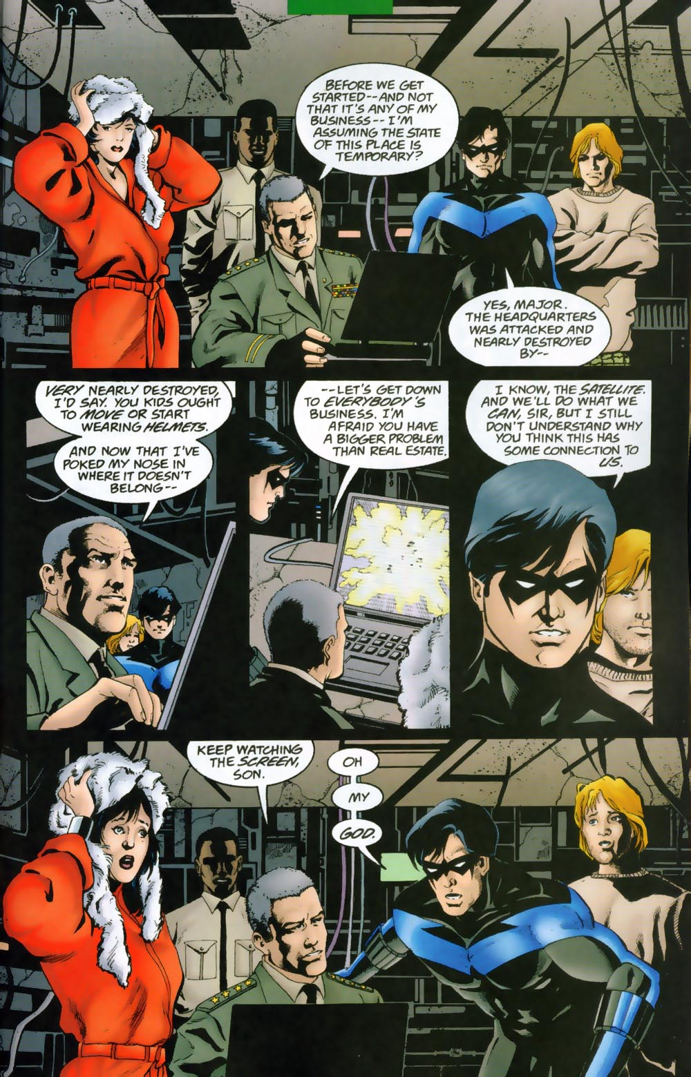 Read online The Titans (1999) comic -  Issue #47 - 22