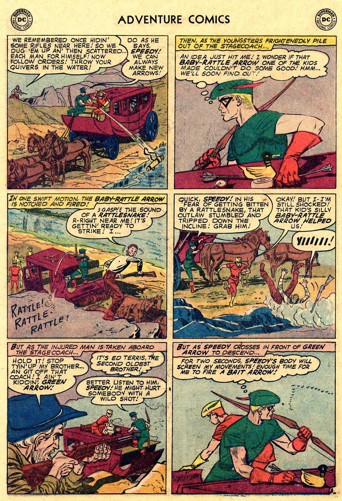 Read online Adventure Comics (1938) comic -  Issue #265 - 30