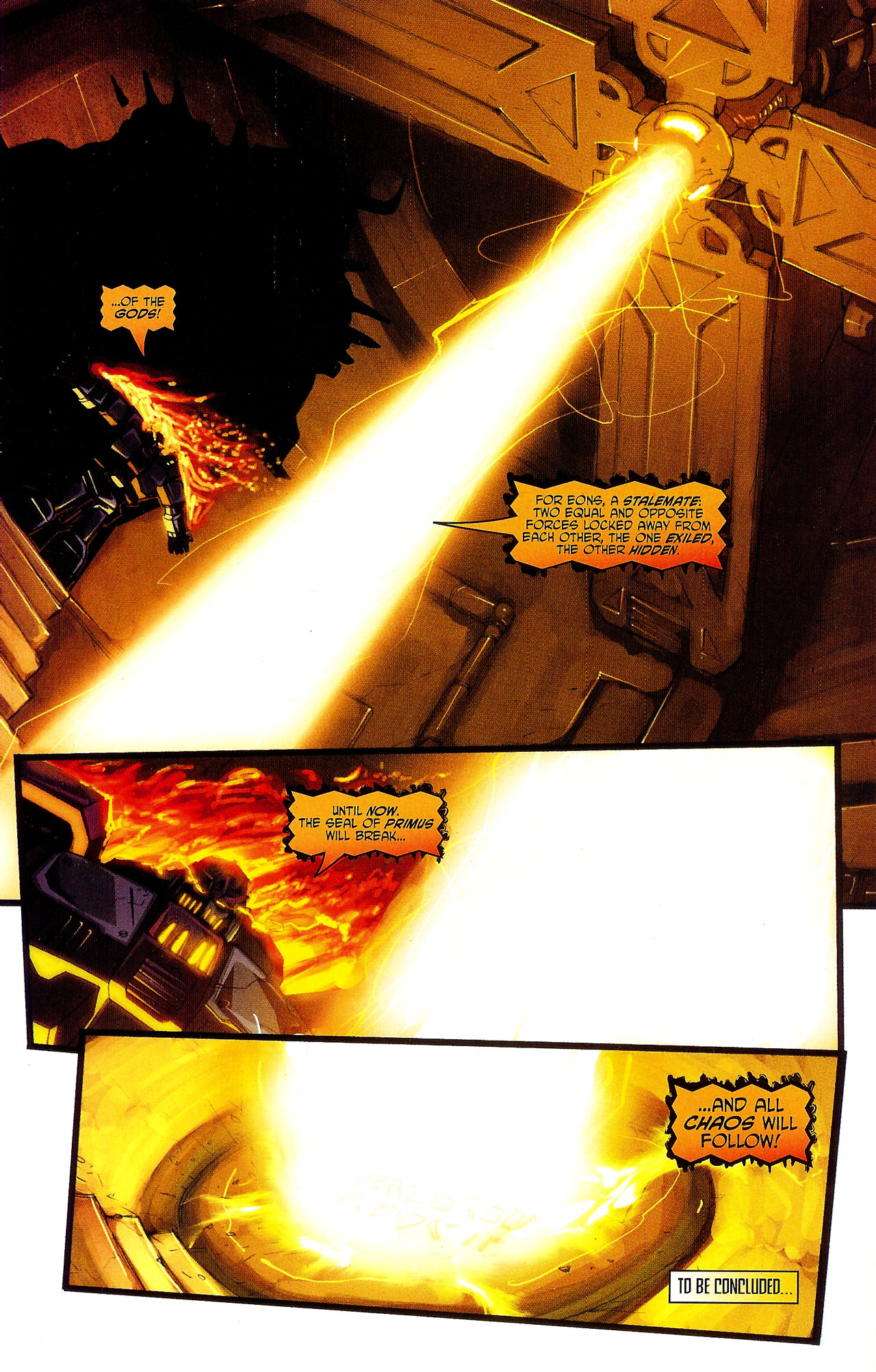 """Read online Transformers War Within: """"The Dark Ages"""" comic -  Issue #5 - 22"""