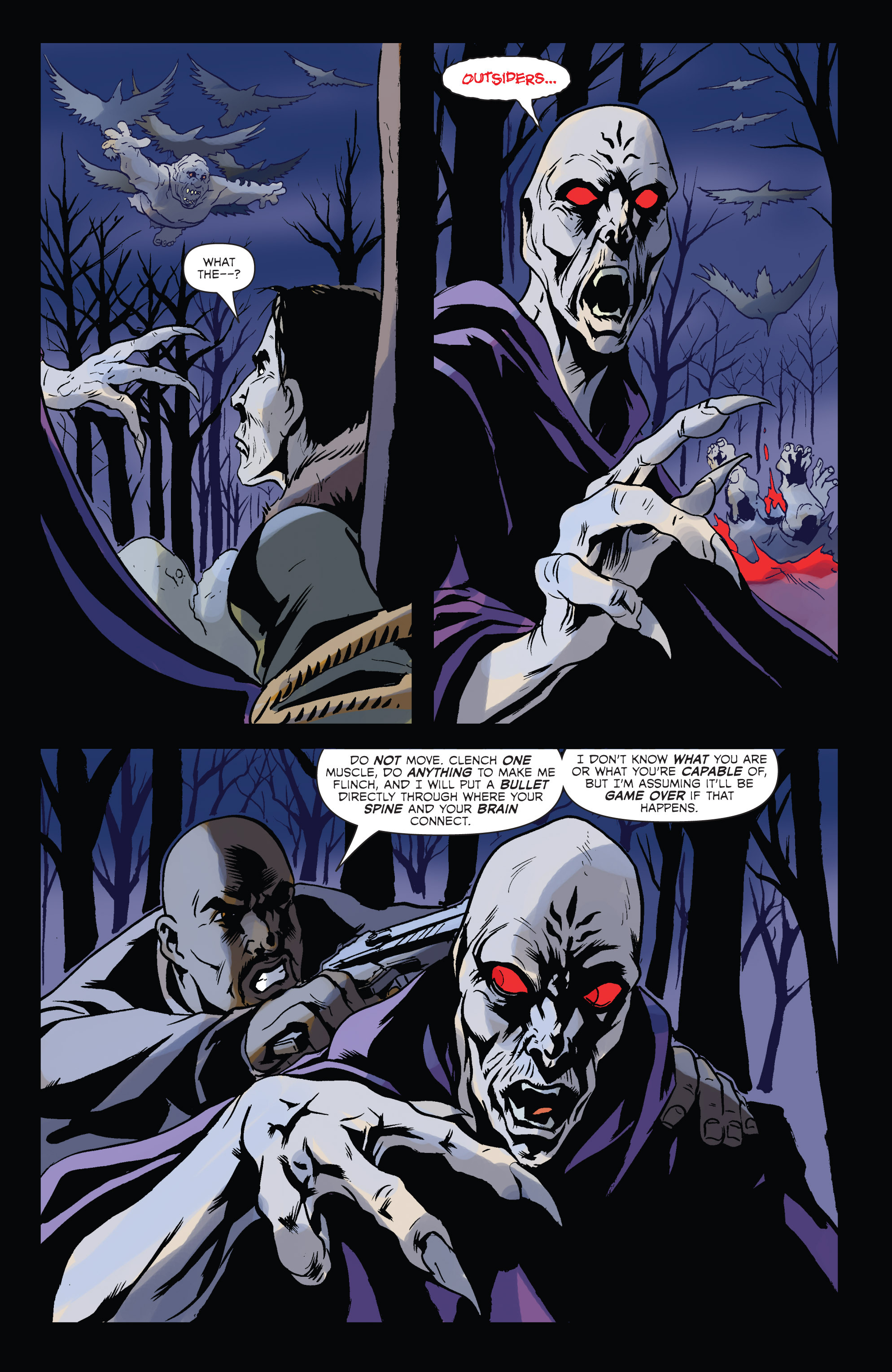 Read online Hoax Hunters (2012) comic -  Issue # TPB 2 - 42