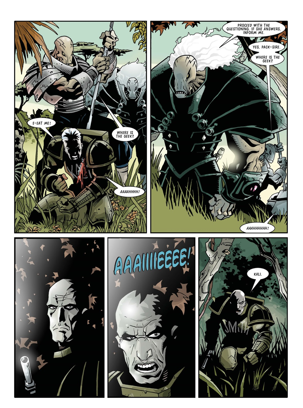 Judge Dredd Megazine (Vol. 5) Issue #381 #180 - English 114