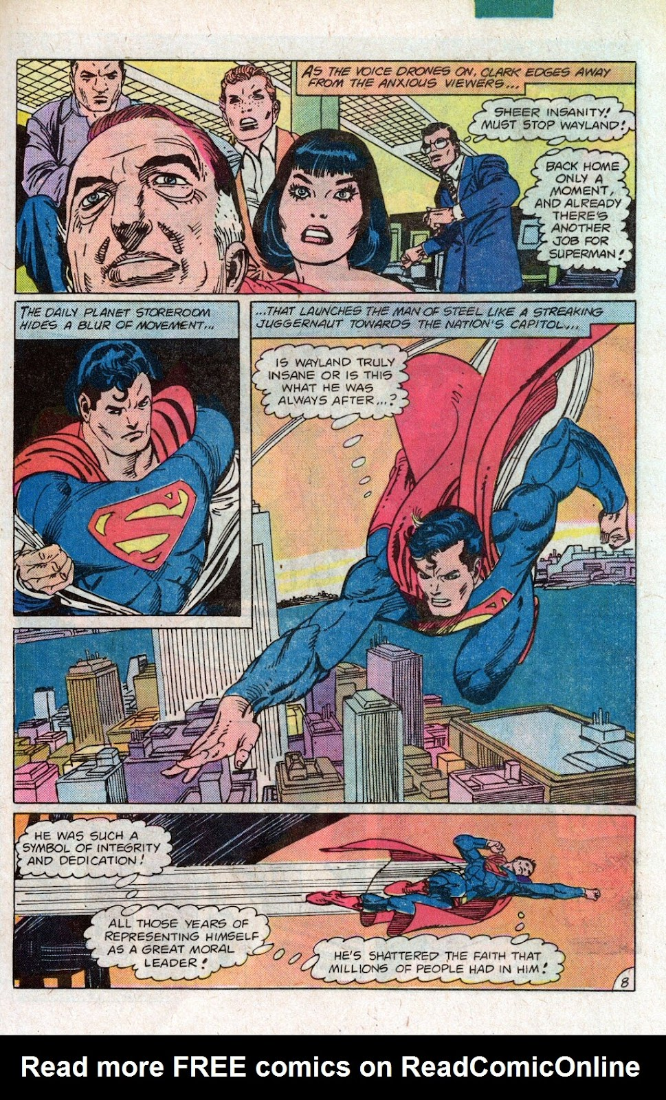 Read online Superman Special (1983) comic -  Issue #1 - 11