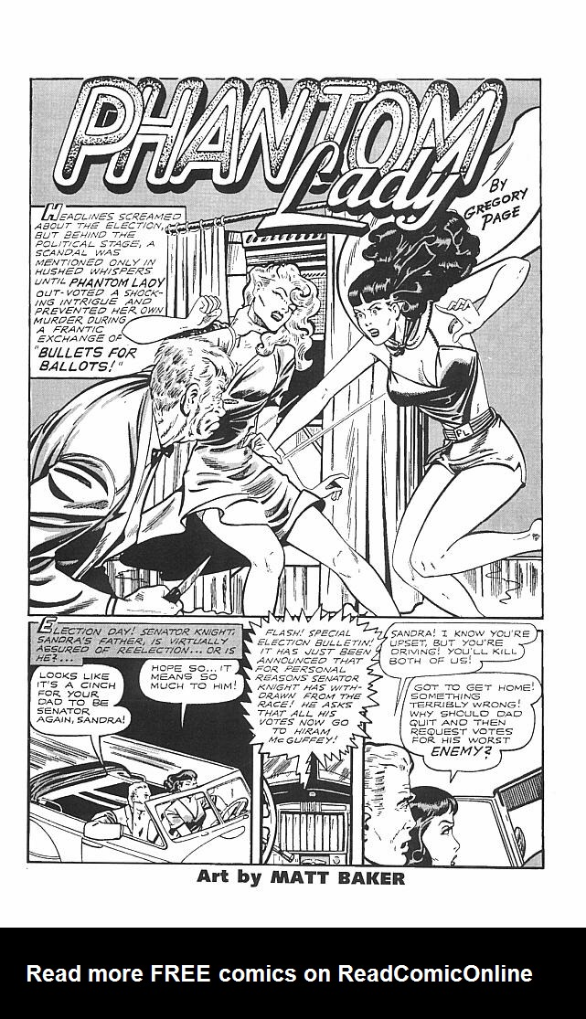 Read online Golden-Age Men of Mystery comic -  Issue #6 - 15