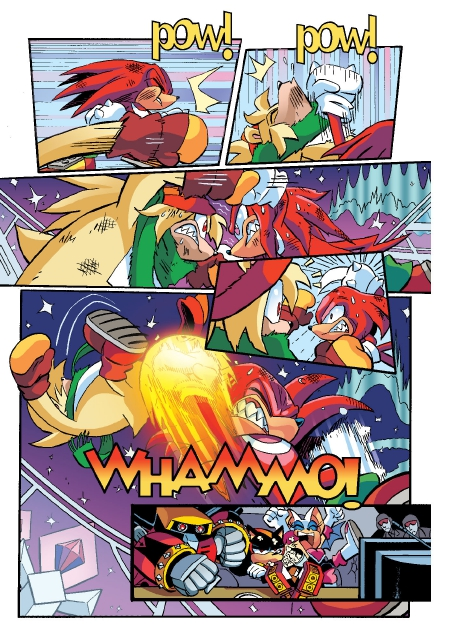 Read online Sonic Comics Spectacular: Speed of Sound comic -  Issue # Full - 34
