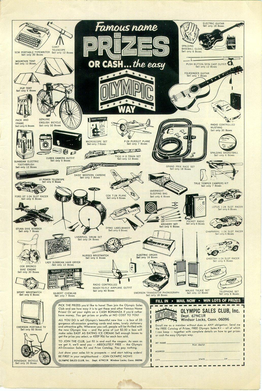 Read online Aquaman (1962) comic -  Issue #32 - 35