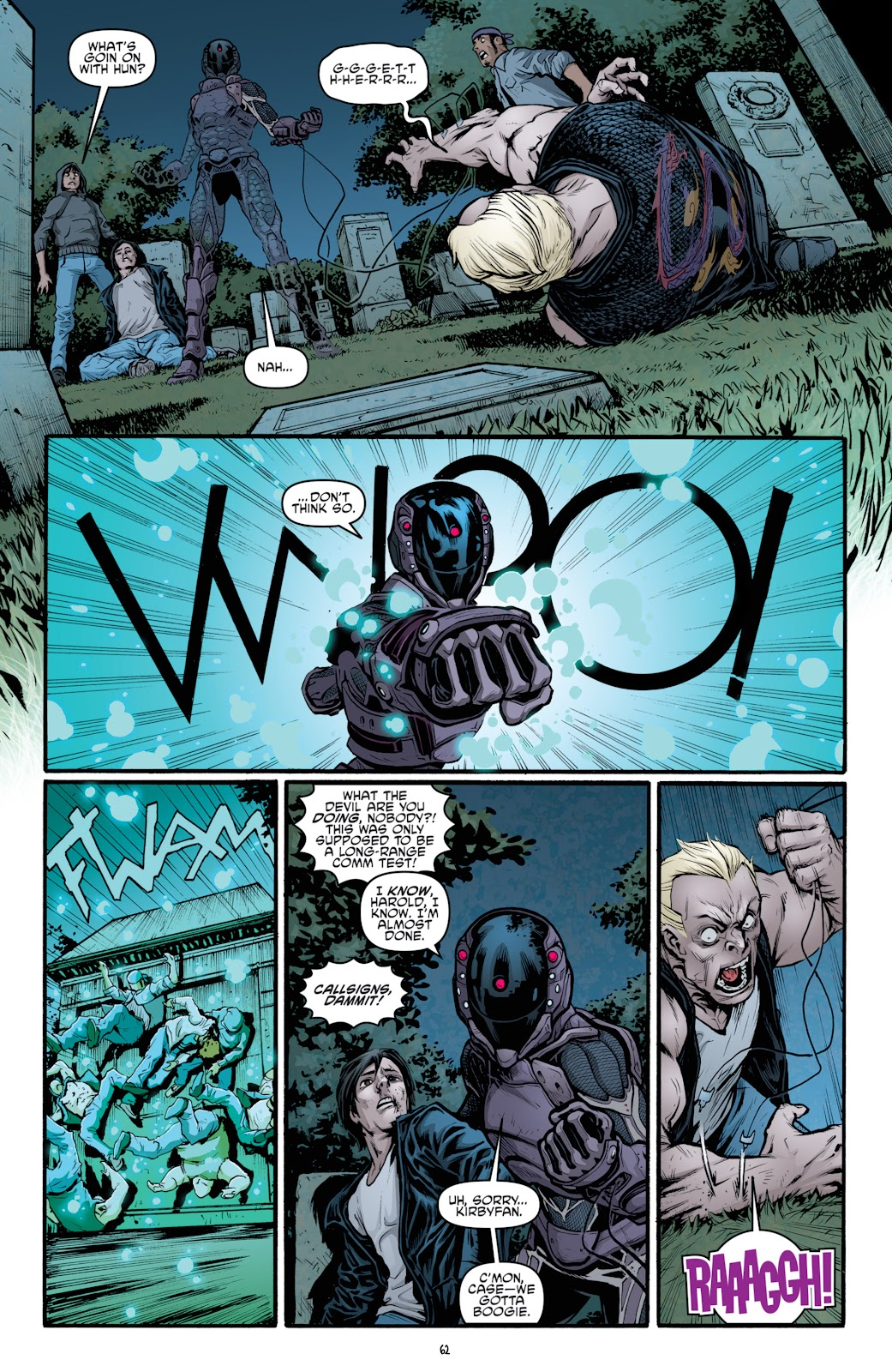 Read online Teenage Mutant Ninja Turtles: The IDW Collection comic -  Issue # TPB 4 (Part 3) - 69