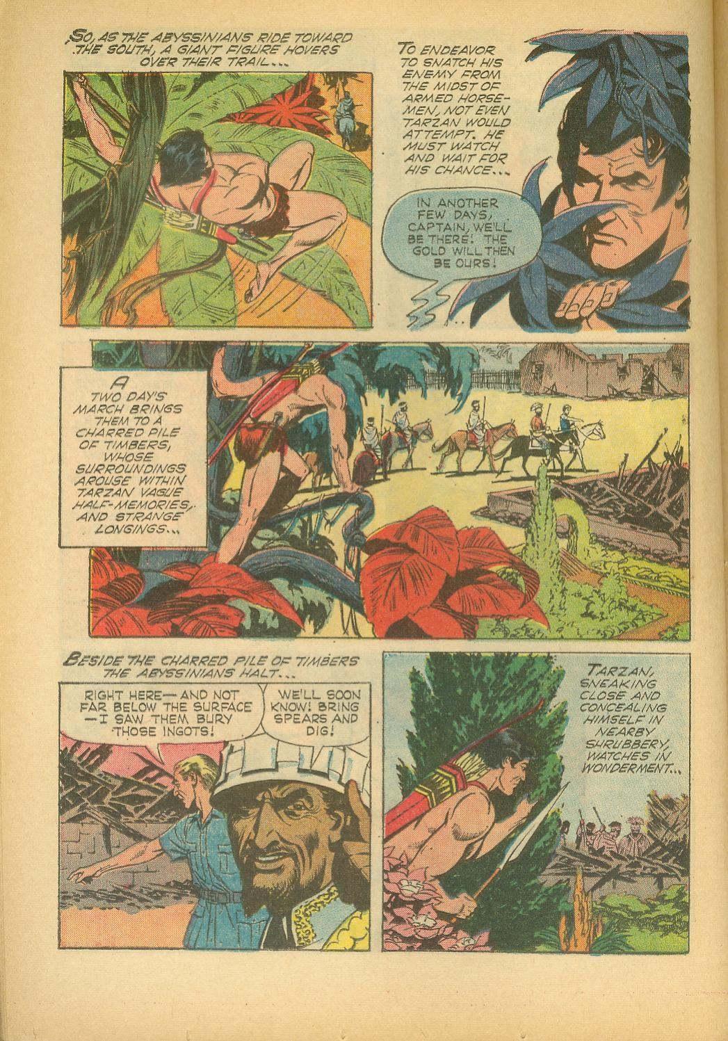 Tarzan (1962) issue 160 - Page 24
