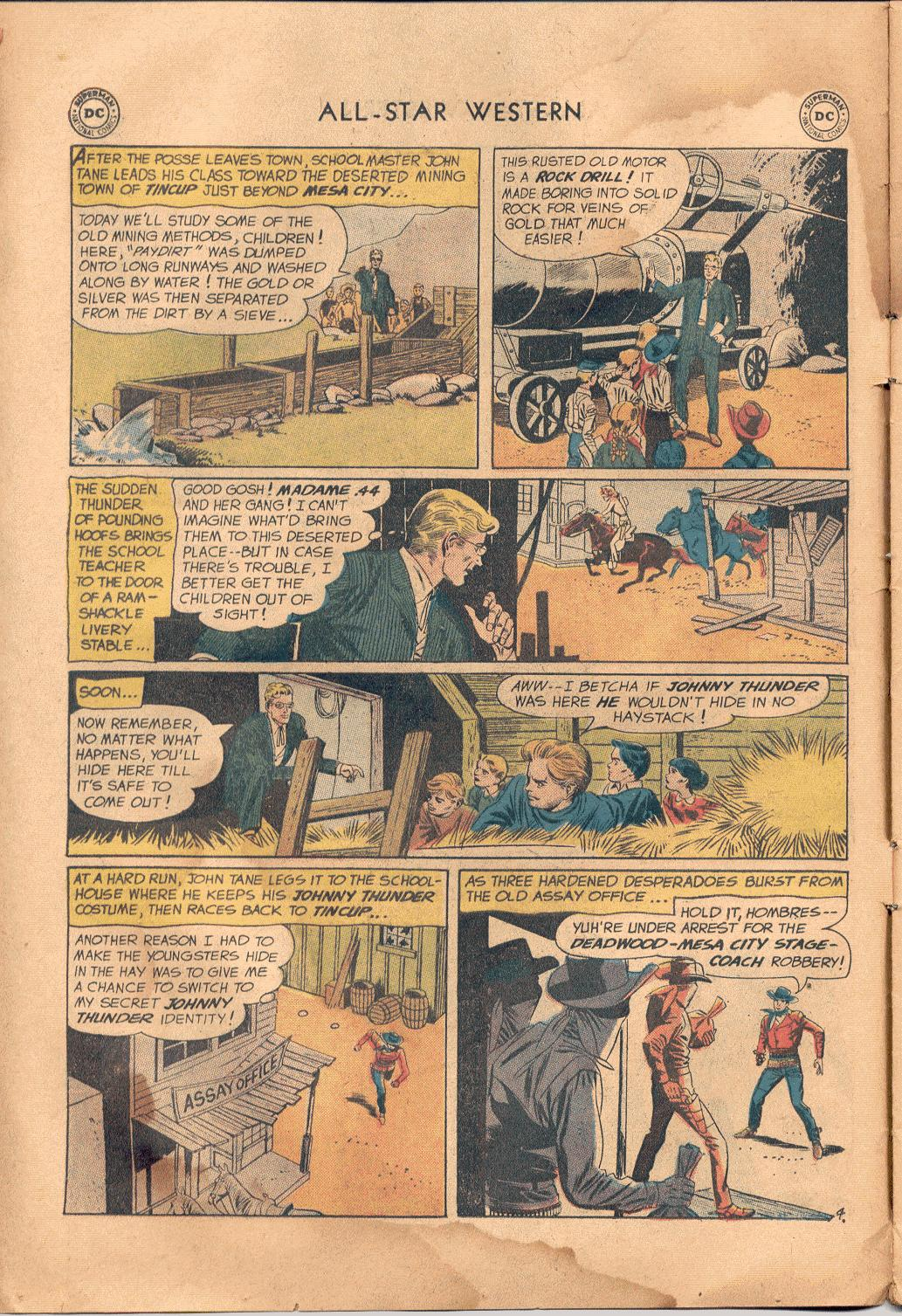 Read online All-Star Western (1951) comic -  Issue #117 - 5