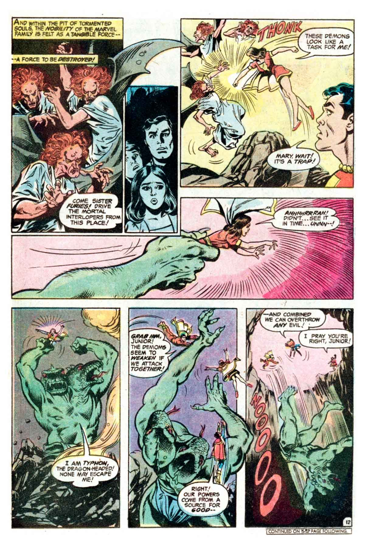 Read online Shazam! (1973) comic -  Issue #35 - 13