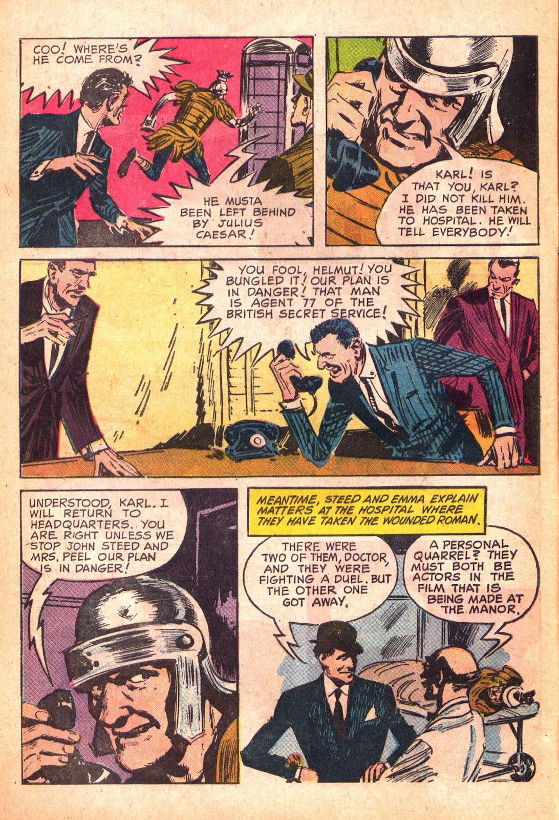 Read online The Avengers (1968) comic -  Issue # Full - 8