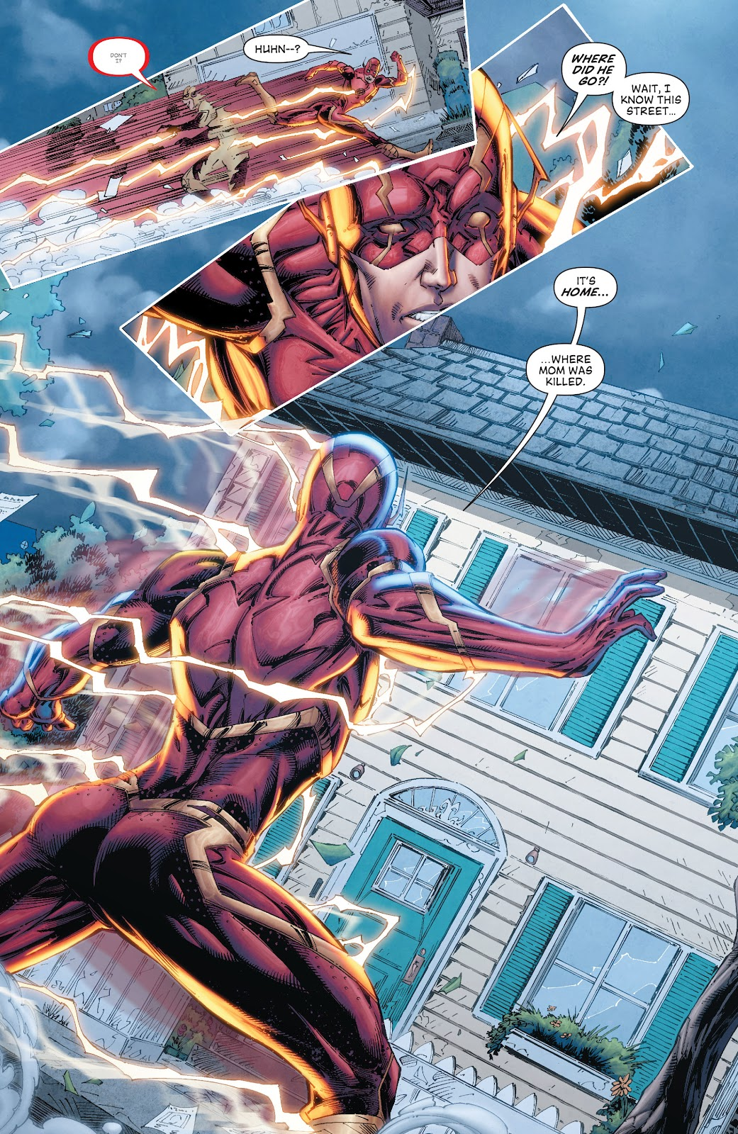 Read online The Flash (2011) comic -  Issue # _TPB 8 (Part 1) - 48