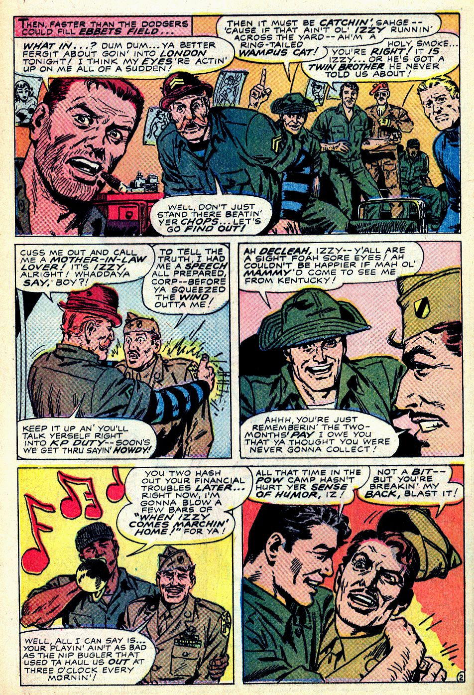 Read online Sgt. Fury comic -  Issue #59 - 4