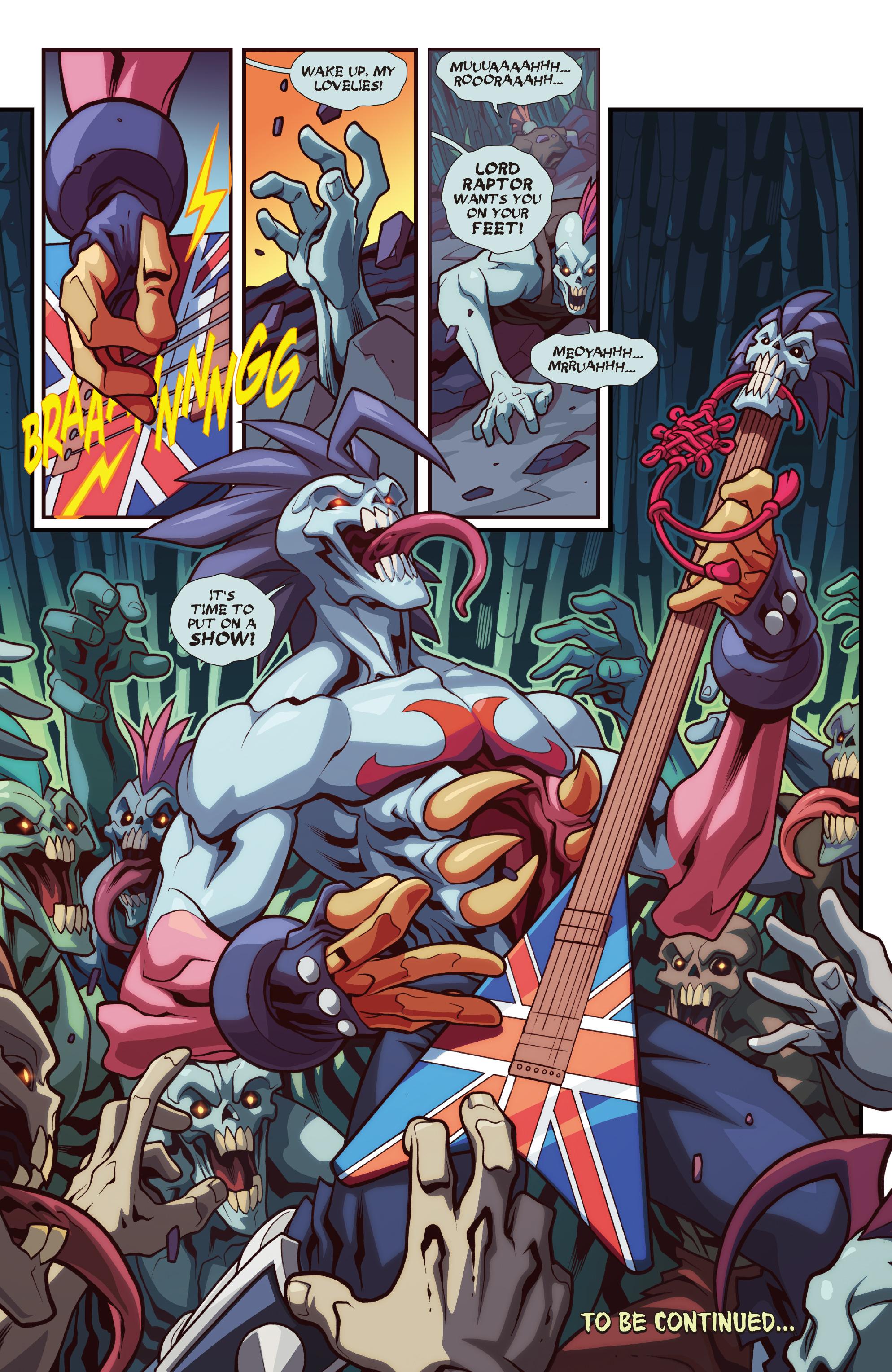 Read online Street Fighter VS Darkstalkers comic -  Issue #1 - 23