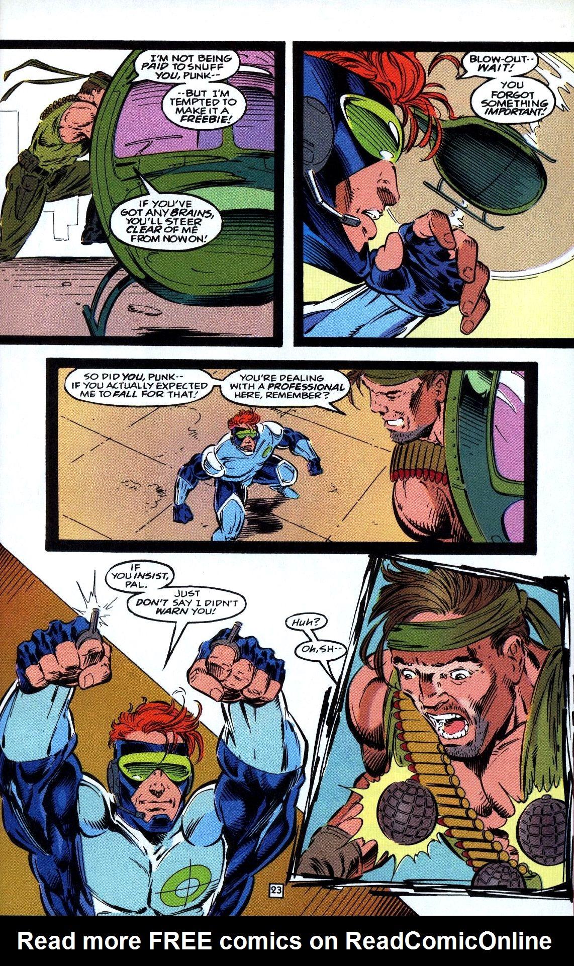 Read online Gunfire comic -  Issue #7 - 29